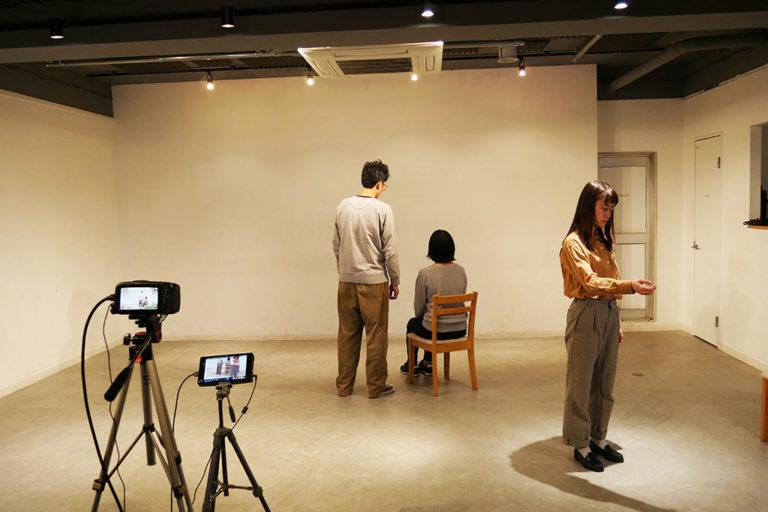 『アイランド 序』舞台写真